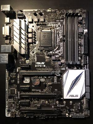 Asus Z170-E Motherboard for Sale in Heidelberg, PA