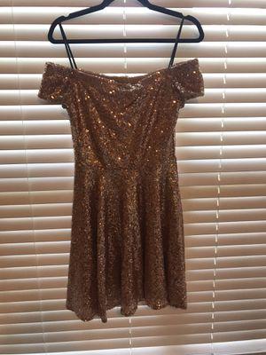 Rose Gold Sequin Dress for Sale in Smyrna, GA