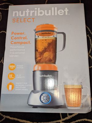 Nutribullet blender for Sale in Albuquerque, NM