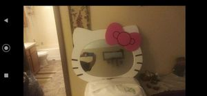 HELLO KITTY MIRROR for Sale in Columbus, OH
