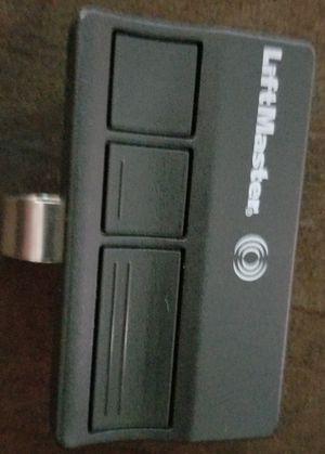 LiftMaster 373LM Garage Door Remote Controls, Full Size, Black for Sale in Baldwin Park, CA