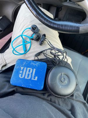 Jbl, Bose, beats for Sale in San Diego, CA
