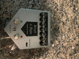 Guitar Jekyll & Hyde Distortion pedal for Sale in Indianapolis, IN