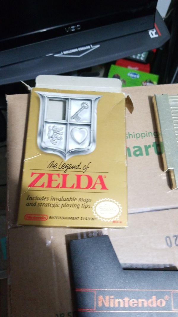Zelda NES