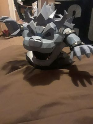 Collectable huge bowser action figure for Sale in Mesa, AZ