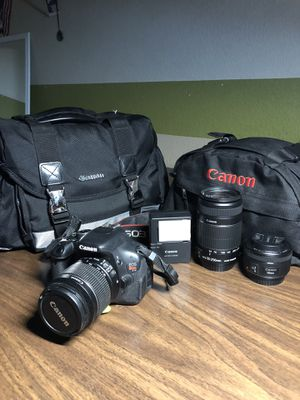 Canon EOS Rebel T3i for Sale in Gilbert, AZ