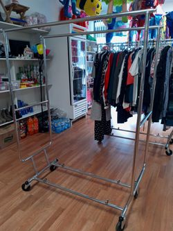 Metal Rack For Store  for Sale in Los Angeles, CA