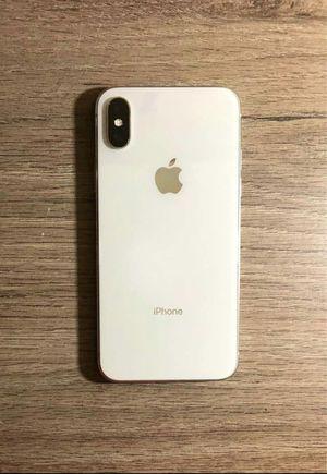 Unlocked Iphone X 64 GB for Sale in Haledon, NJ