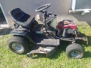 Riding lawnmower for Sale in Winter Haven, FL