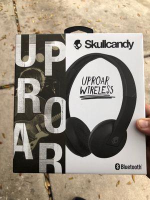 Skullcandy Uproar Wireless Headphones for Sale in Houston, TX