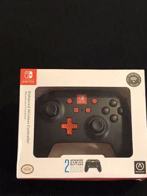 Nintendo Switch Wireless Pro Controller for Sale in Phoenix, AZ