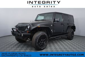 2011 Jeep Wrangler Unlimited for Sale in Sacramento, CA