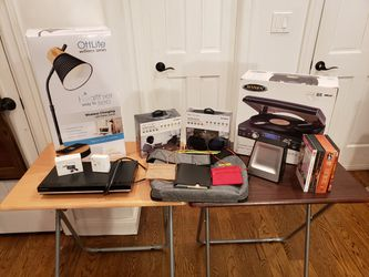 Technology Bundle -Smart Lamp, Bluetooth Headphones, DVDs and more - See Description for Sale in Brooklyn,  NY