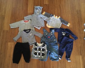 Baby boy clothes 3 months for Sale in Fairfax, VA