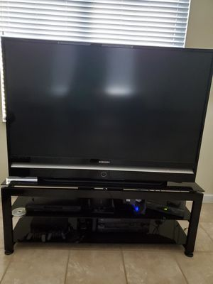 Samsung 61 Inch TV - Works Great! No Issues! Moving! for Sale in Jupiter, FL