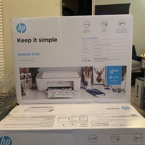 HP Deskjet All-in-one printer for Sale in Norwalk, CA