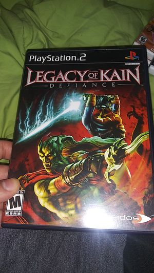 Legacy of Kain Defiance Ps2 Complete for Sale in Norcross, GA