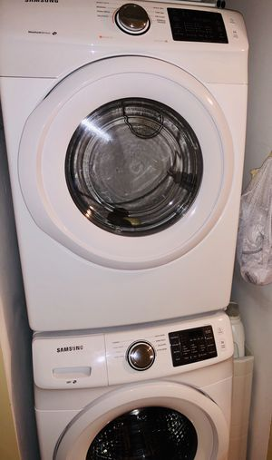 Samsung stackable Washer and Dryer for Sale in Brooklyn, NY