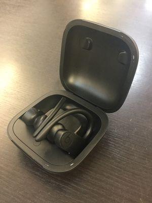 Beats by Dr. Dre Powerbeats Pro In-Ear Wireless Headphones Black with Charger case for Sale in Deerfield Beach, FL