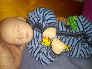 Reborn baby doll for Sale in Quincy, IL