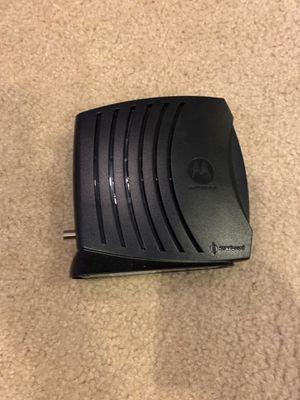 Motorola Modem for Sale in Mars, PA