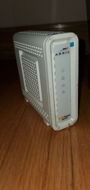 Arris Surfboard SB6190 modem for Sale in Queens, NY