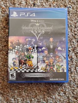 Kingdom Hearts HD 1.5 And 2.5 Remix - PS4 for Sale in Oneonta, NY
