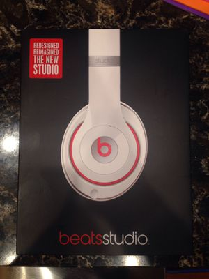 Beats by Dre Studio 2 wired for Sale in Tacoma, WA
