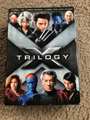 X-Men DVD's for Sale in Santa Maria, CA