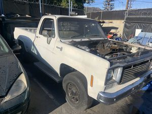 1977 Chevy c20 part out for Sale in Los Angeles, CA