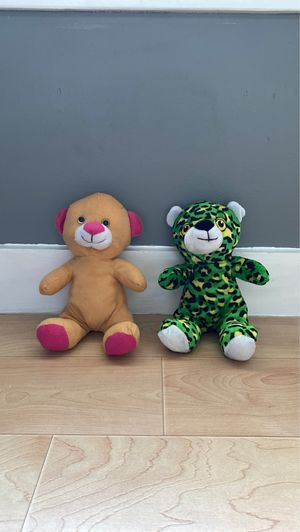 World Plush inc stuffed teddy bears for Sale in Willowbrook, IL