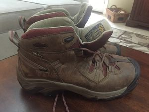 Keen hiking boots for Sale in Herndon, VA