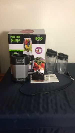 Nutri ninja for Sale in Arlington, VA