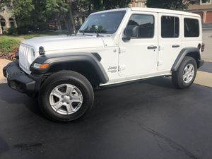 OEM JEEP WRANGLER JK RIMS/WHEELS (2007-2017) New Rims/Wheels**** This ad IS NOT for tires. Wheel part OW9074A 2007-2017 Jeep Wrangler Size 1 for Sale in Naperville, IL