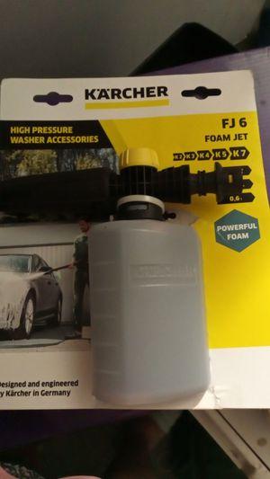 Pressure washer foam jet sprayer for Sale in Las Vegas, NV