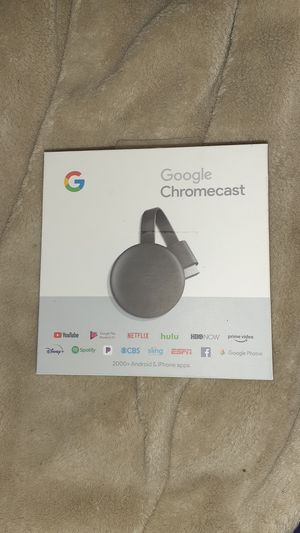 Chromecast for Sale in Long Beach, CA