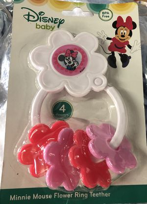 Minnie Mouse rattles ...!! for Sale in San Gabriel, CA