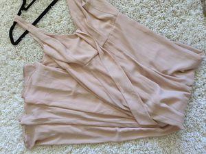 Blush Bridesmaid Dress for Sale in Beaverton, OR