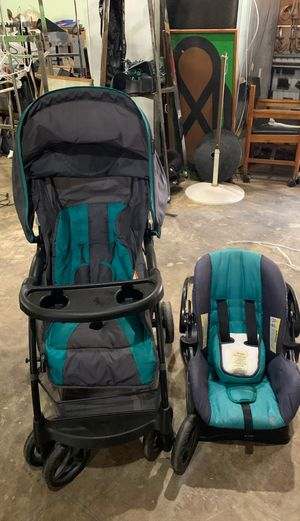 Baby car seat and stroller for Sale in Plant City, FL