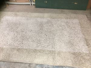 2, 6x8 matching area rugs for Sale in Tumwater, WA