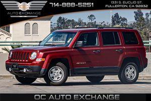 2017 Jeep Patriot for Sale in Fullerton, CA