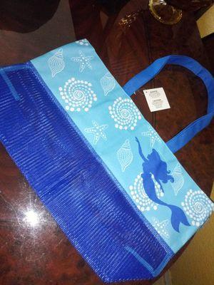 Little mermaid Tote bag (beach bag) for Sale in Manteca, CA