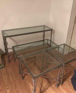 Pier One Medici Tables for Sale in Salt Lake City, UT