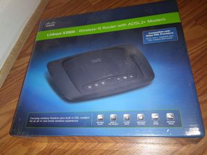 Cisco Linksys X2000 Router for Sale in Germantown, MD