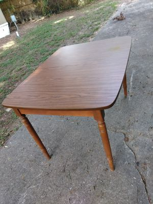 Rectangular Dining Table Good condition missing extender leaf for Sale in Pensacola, FL