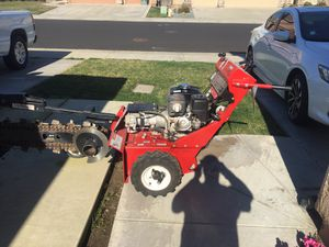 Sprinkler trench digger for Sale in Modesto, CA