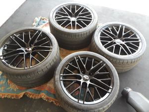 C6 zr1 o.e.m rims for Sale in North Fort Myers, FL