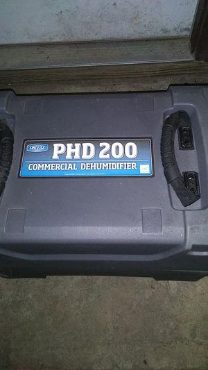 Dehumidifier phd 200 for Sale in Suffolk, VA