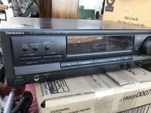 Stereo receiver technics for Sale in Lakeside, CA