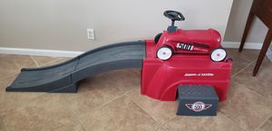 Radio Flyer 500 ride-on with Ramp for Sale in Port St. Lucie, FL